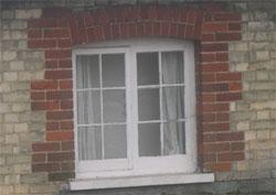 spare bedroom window