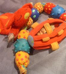 old dog toys
