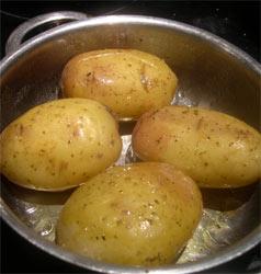 Hero potatoes