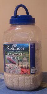 kohinoor rice
