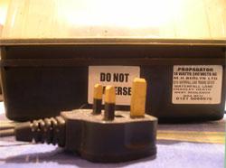 electirc propagator
