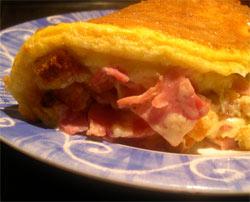 souflette omelette