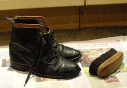 Photo: Handmade boots