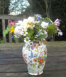 Photo: November flowers