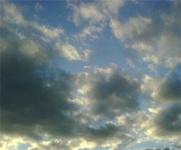 Photo: Cloudy Sky