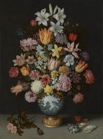 Bosschaert - flowers in a vase