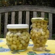 Duncan's pickled nasturtium seeds recipe (UK capers)