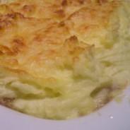 Easy creamed potatoes