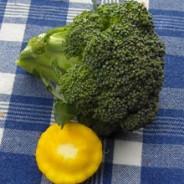 Vegetable harvest from poor soil