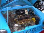 Photo: mini van engine